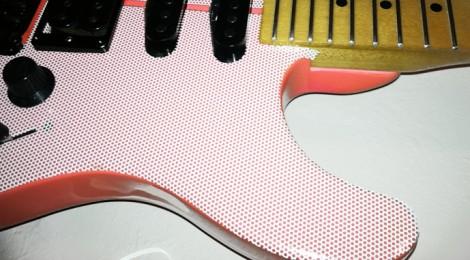 The Pink Strat