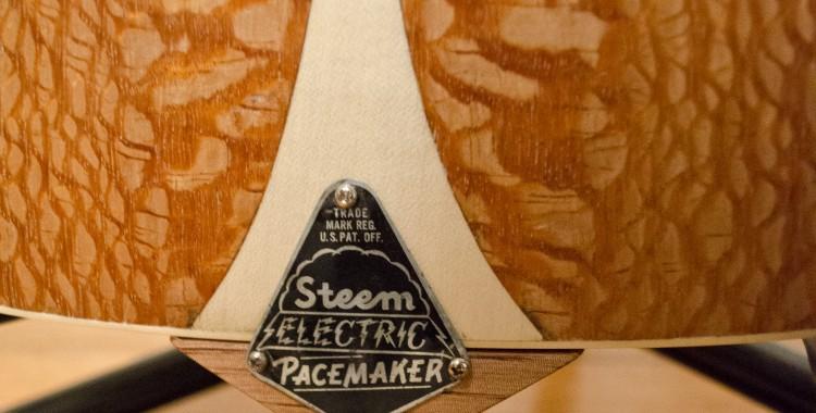 The Serpentine Steem Electric Guitar