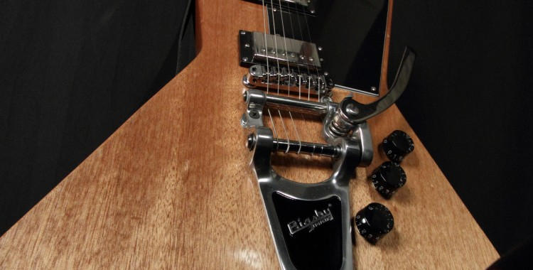 The Exxplorer Guitar...